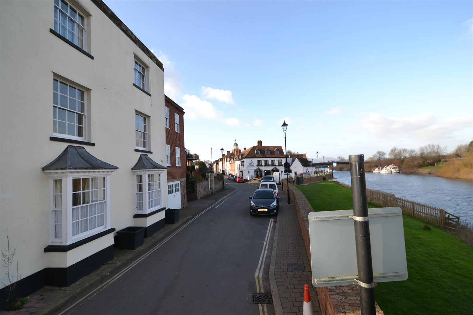 Waterside, Upton-Upon-Severn, Worcester